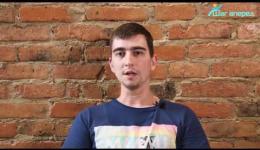 Отзыв Владимира - выпускника центра «Шаг Вперед»